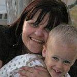 Tóth Judit, főállású anyuka