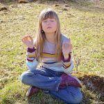 meditációs póz
