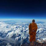 meditáló