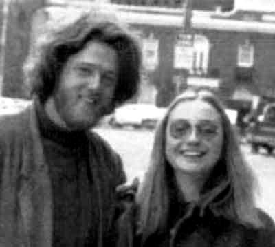 Bill és Hillary Clinton