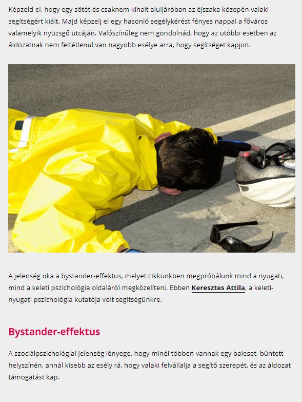 bystander-effektus